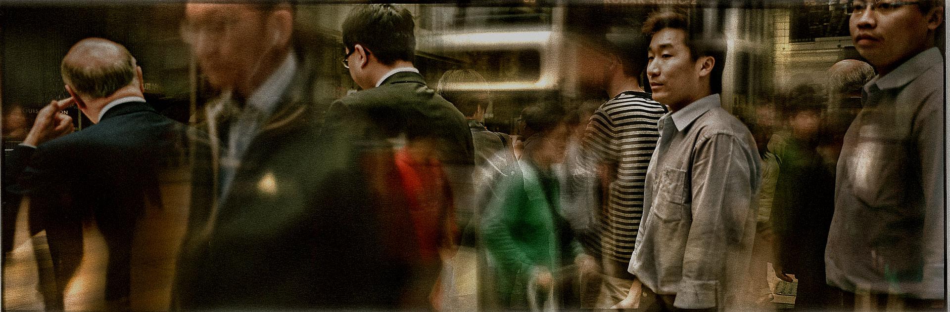 HONG KONG 5 6X17